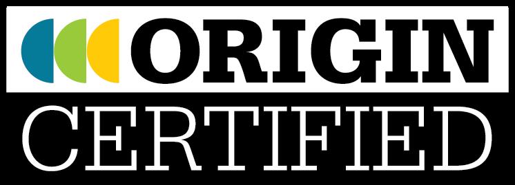 Origin Certified