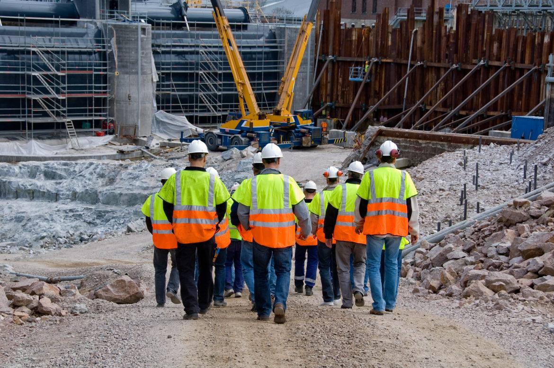 construction safety, OSHA
