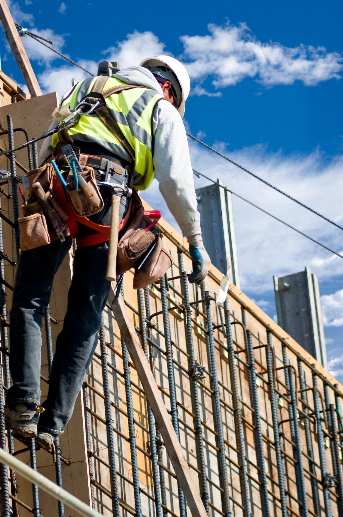 construction, construction training, fatal four